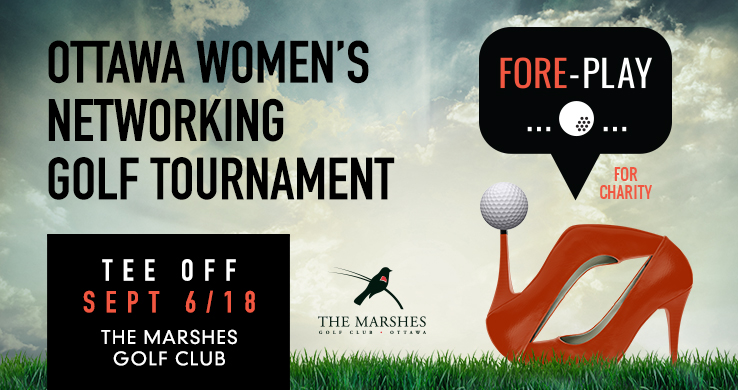 Fore-Play for Charity 2018